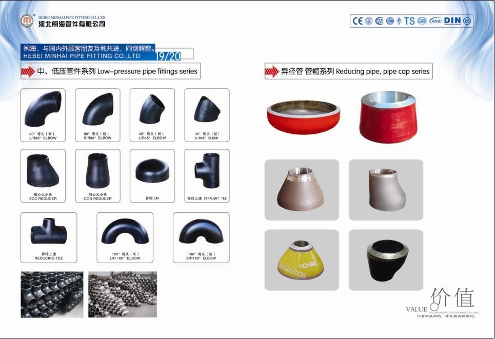 Hebei Minhai Pipe Fitting Co Ltd Hebei Minhai Pipe Fitting Co Ltd